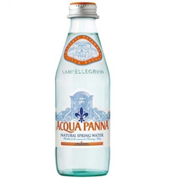 Acqua Panna mineral water 0,25l still in glass