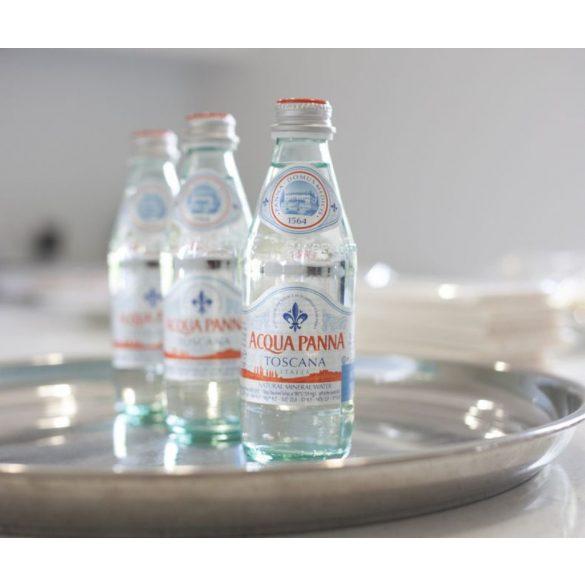 Acqua Panna 0,25l mentes ásványvíz üvegben