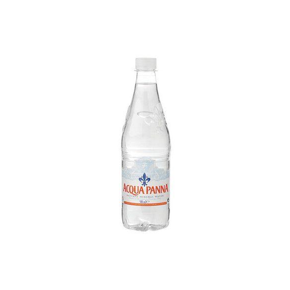 Acqua Panna 0,5l mentes ásványvíz PET palackban