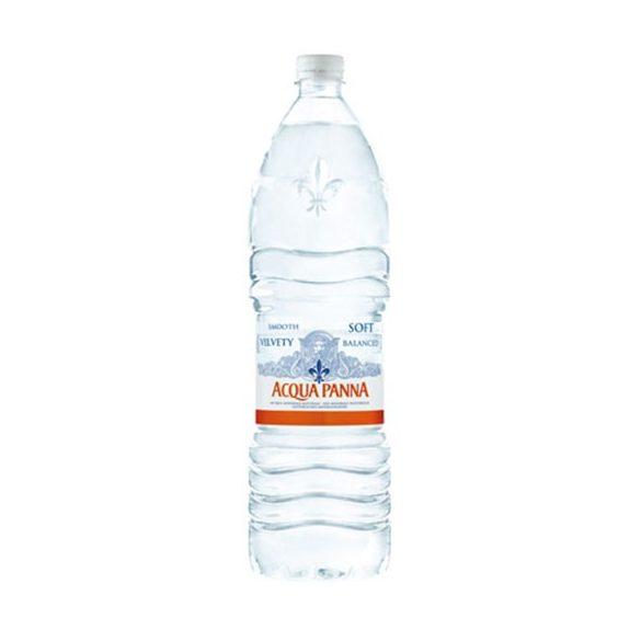 Acqua Panna 1,5l mentes ásványvíz PET palackban