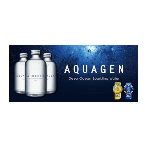 AQUAGEN - deep sea water from Taiwan