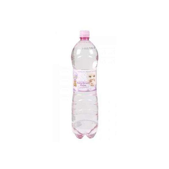 Baby Bruin BABA forrásvíz 1,5l szénsavmentes