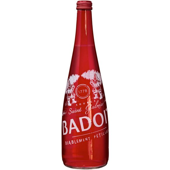 Badoit rouge 750ml sparkling water