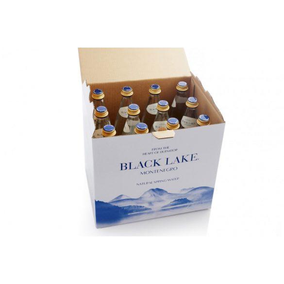 Black Lake forrásvíz 0,75l üveg palackban
