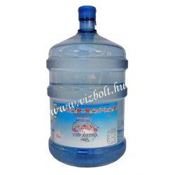 Ceglédi Aqua pH 7,7 természetes ásványvíz 19l