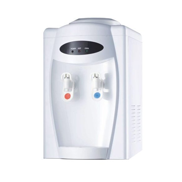 D108W WHITE water dispenser for table top
