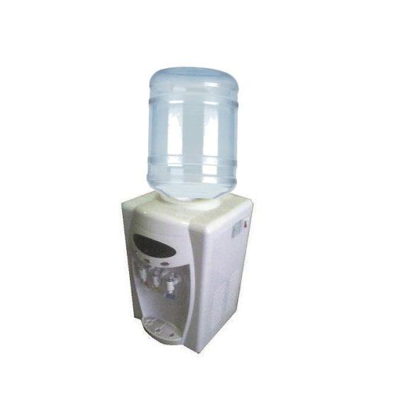 D108W fehér ballonos asztali vízadagoló berendezés