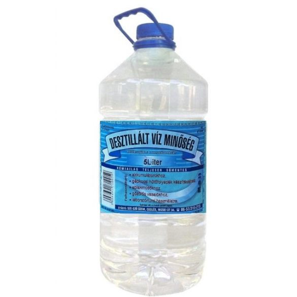 Distilled Water 5l