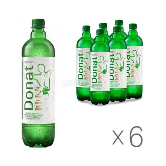 Donat Mg medicinal mineral water 1l