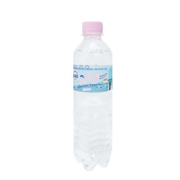 Dr.Vis pH8,6 natural mineral water 0,5l still in PET bottle