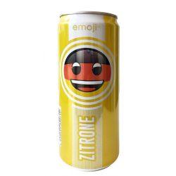Emoji Drink Citrom - Mosolyogj - frissítő ital citrom ízben 330ml alu dobozban