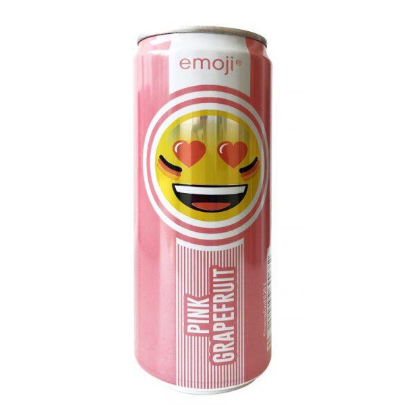 Emoji Drink Grapefruit-Smile sparkling 330ml in can