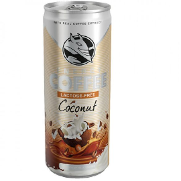 Energy Coffee Coconut 0,25l Hell