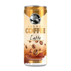 Energy Coffee Latte 0,25l Hell