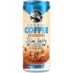 Energy Coffee Slim_Latte 0,25l Hell