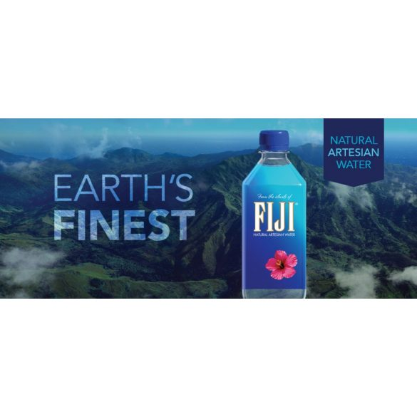 Fiji mineral water 0,5l still in PET bottle