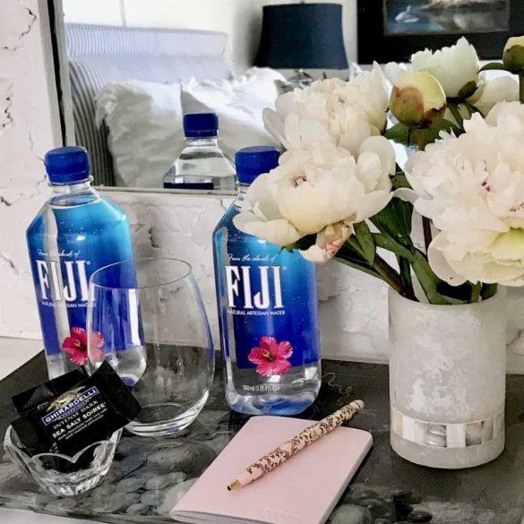 Fiji 0,5l mentes ásványvíz PET palackban