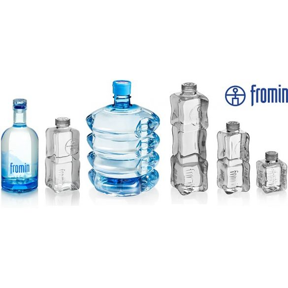 Fromin Water jégvíz 0,5l l mentes PET palackban