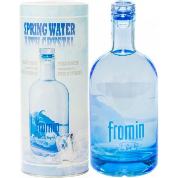 Fromin Glacial Water 0,75l still inglass