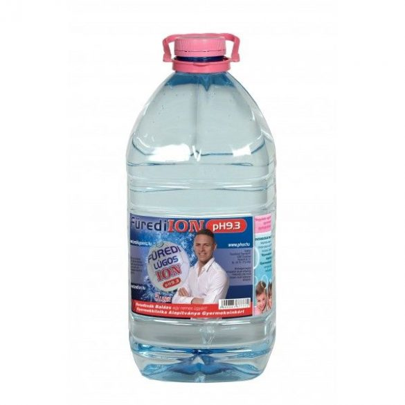 Füredi ION pH9,3 drinking water 5l still in PET bottle