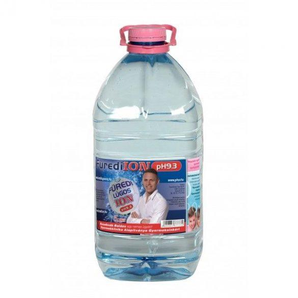 Füredi ION pH9,3 ivóvíz 5l mentes
