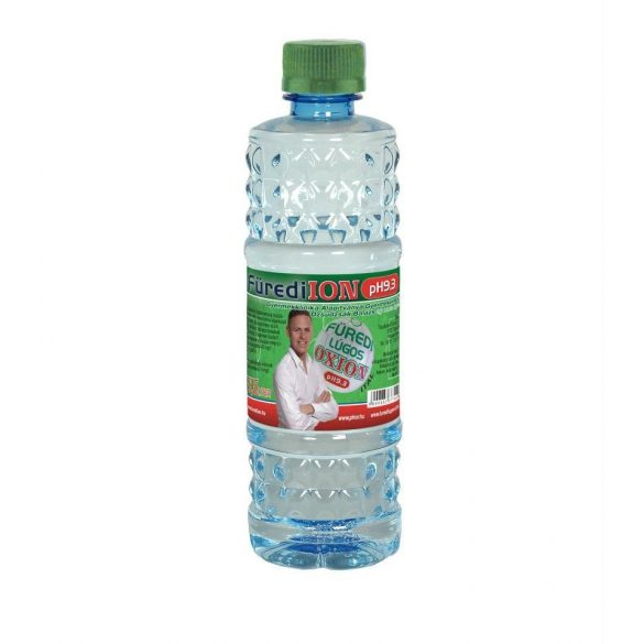 Füredi OXION pH 9,3 ivóvíz 0,5l