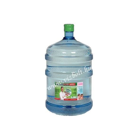 Füredi OXION pH9,3 drinking water 19l