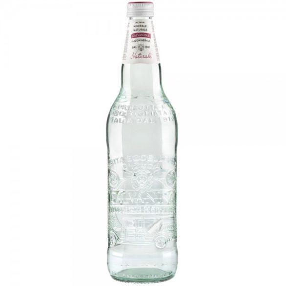 Galvanina 0,75l mentes ásványvíz üvegben