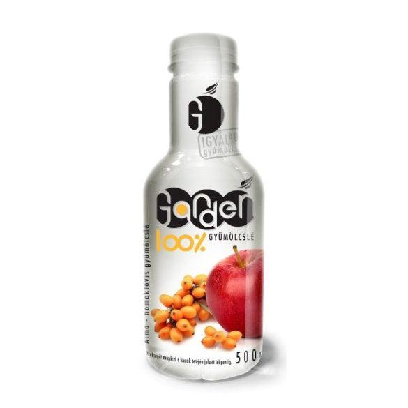 Garden apple buckthorn 0,5l - 100% fruit juice