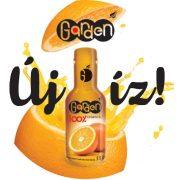 Garden narancs 0,5l -  100% gyümölcslé
