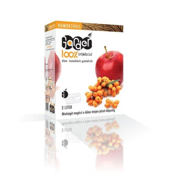 Garden alma-homoktövis 3l - 100% gyümölcslé