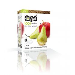Garden alma-körte 3l -  100% gyümölcslé