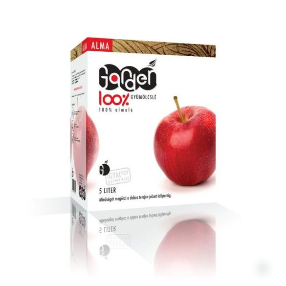 Garden alma 5l -  100% gyümölcslé