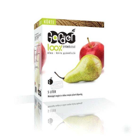 Garden alma-körte 5l -  100% gyümölcslé