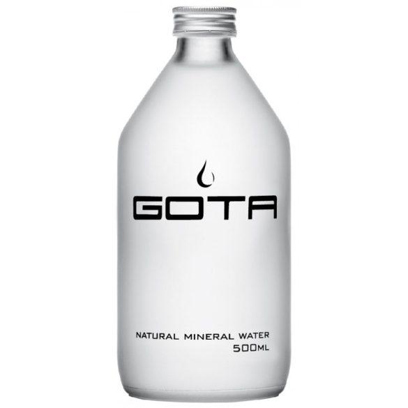 Gota (Dél Amerikai) forrásvíz 500ml mentes üveg palackban