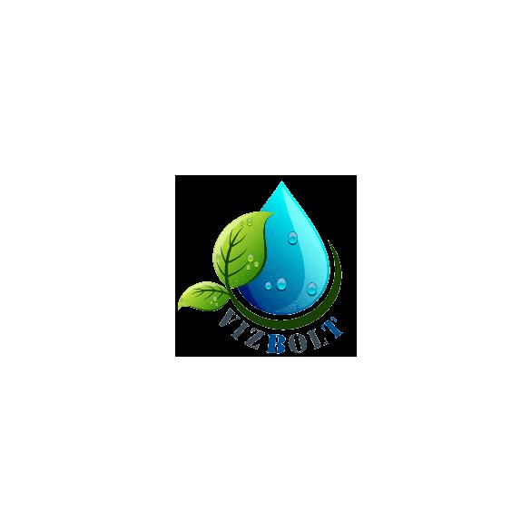 HC66L ballonos vízadagoló berendezés (H+F) ezüst fekete