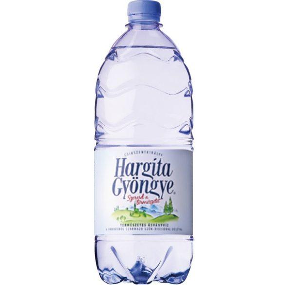 Hargita Gyöngye 1l szénsavas ásványvíz Pet palackban