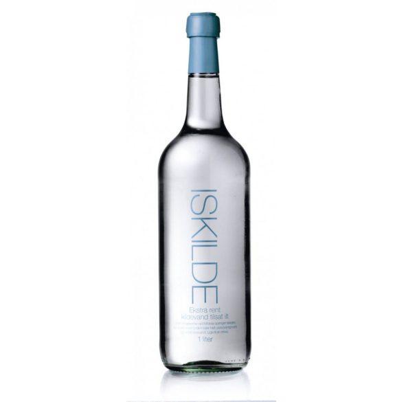 Iskilde ásványvíz 670ml mentes üveg palackban