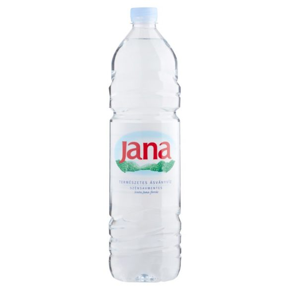 Jana szénsavmentes ásványvíz 1,5l