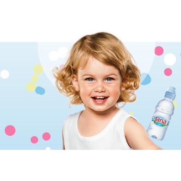 Jana Baby mineral water 1l still