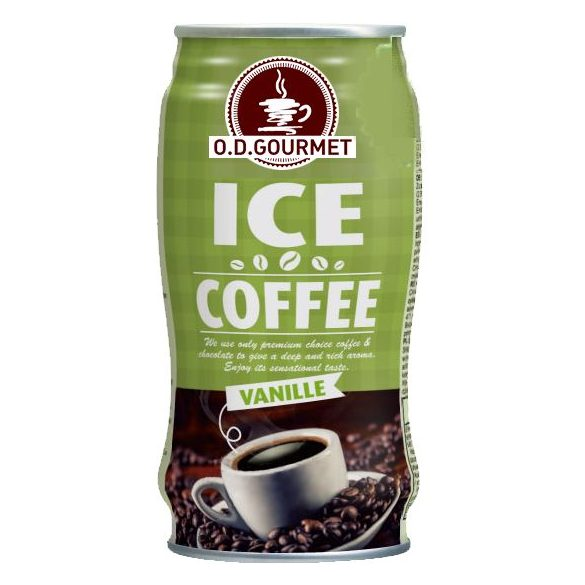 Ice Coffee vanilla 240ml