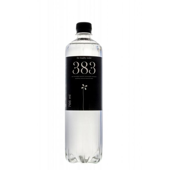 Kopjary 383 mineral water 0,766l still in PET bottle