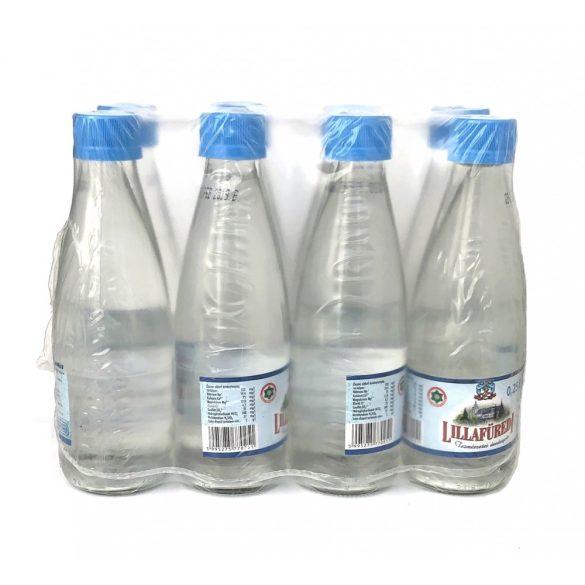 Lillafüredi pH7,3 természetes ásványvíz 0,25l dús üveges