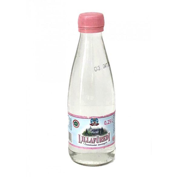 Lillafüredi pH7,3 természetes mentes ásványvíz 0,25l üveges