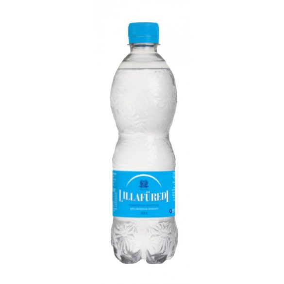 Lillafüredi pH7,3 natural mineral water 0,5l sparkling in PET bottle