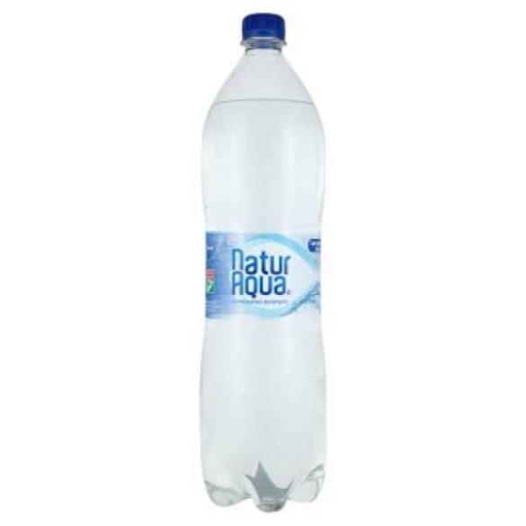 Natur Aqua 1,5l szénsavas ásványvíz
