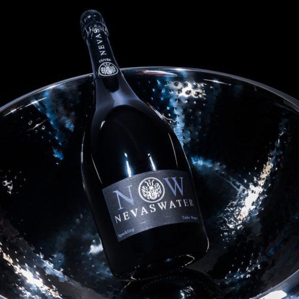 Nevas Water- Premium Cuvée Water 0,75l LUXUS szénsavas ásványvíz üvegben