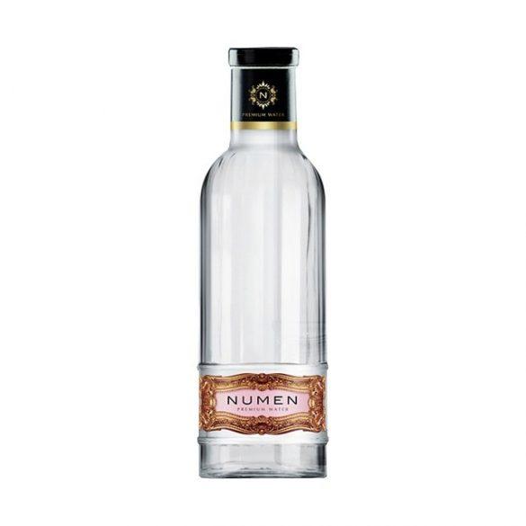 Numen ásványvíz mentes 1l egyedi üveg palackban