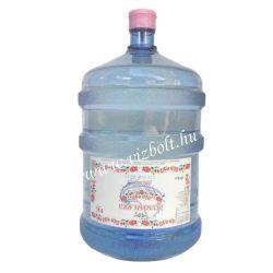 Pannónia Aqua pH8,1 természetes ásványvíz 19l