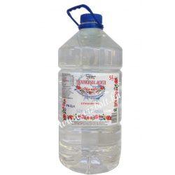 Pannónia Aqua pH8,1 természetes ásványvíz 5l